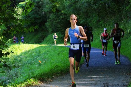 Tanguy Poties : Aquathlon St Pée 2018